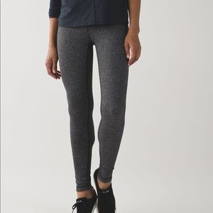 Lululemon Herringbone Leggings Low Rise Size 2